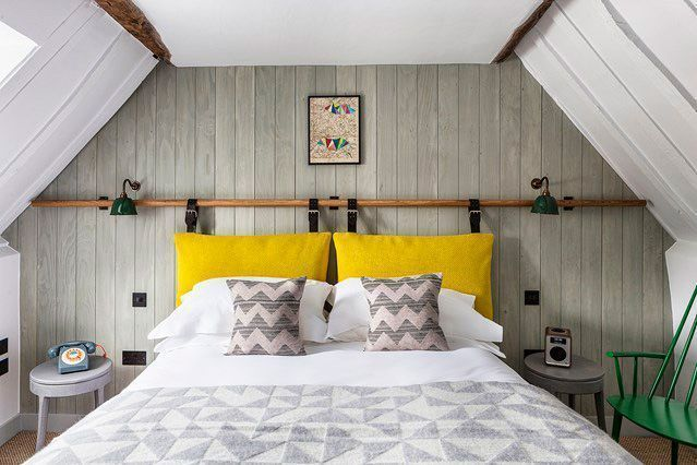 Ideas para cabeceros de cama low cost s per originales - Cojines para cabeceros ...