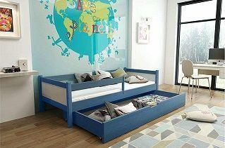 cama nido 1 plaza con cajones