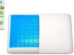 almohada viscoelastica gel