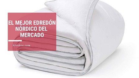 Edredón Nórdico Plumón 100% San Carlos – El mejor relleno nórdico del mercado 2019
