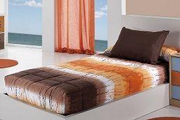 edredón ajustable colores calientes