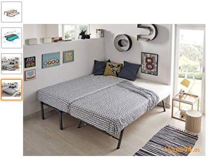 somier barato cama canguro