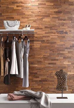cabecero pared madera