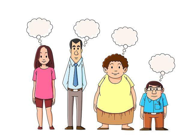 morfologia personas