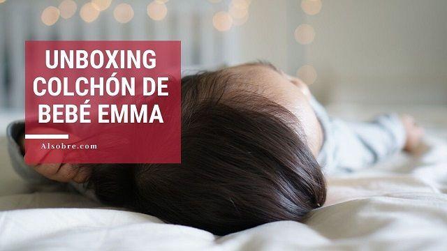 Opinión y análisis del colchón de bebé Emma: ¡Lo ponemos a prueba!